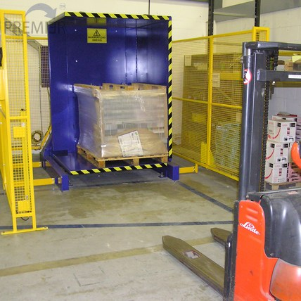 FS Pallet Inverter Loading